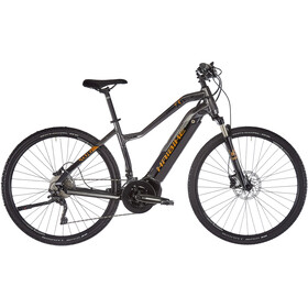 HAIBIKE SDURO Cross 6.0 Damen black/titan/bronze